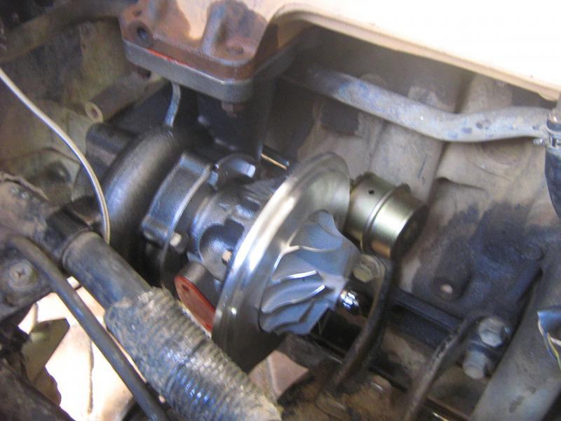 1hd-ft turbo upgrade *pics* | IH8MUD Forum