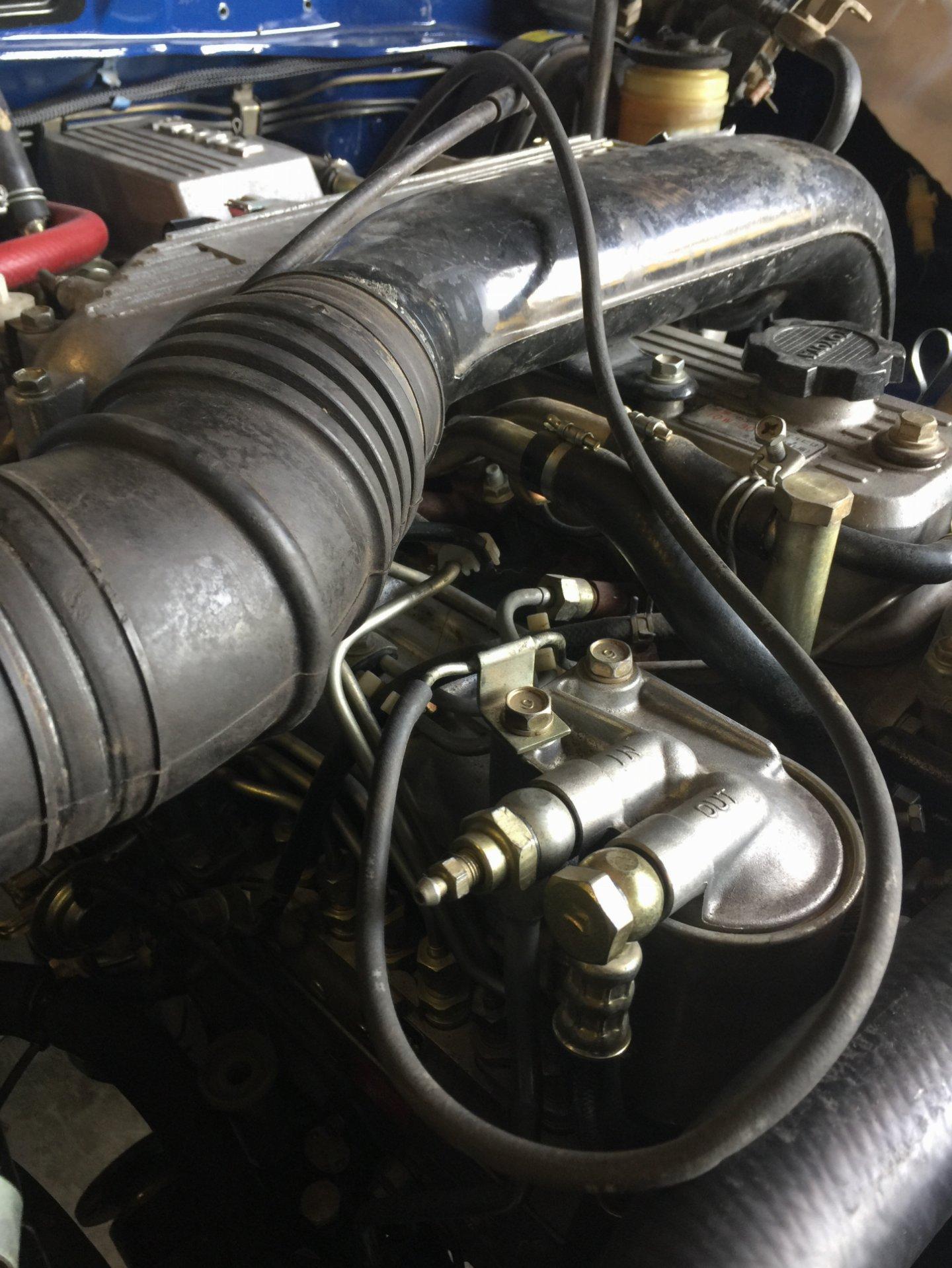 Need 12HT VSV (shut down valve) help | IH8MUD Forum