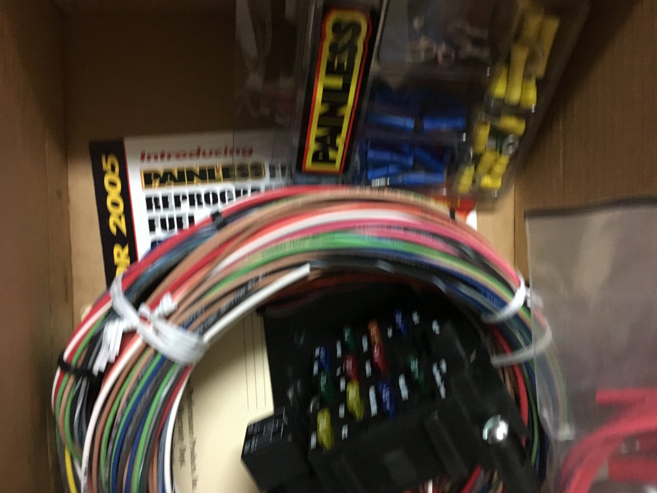 Painless Wiring Harness 10107 Just Diagrams Datsun 510 For Sale New In Box Ih8mud Forum