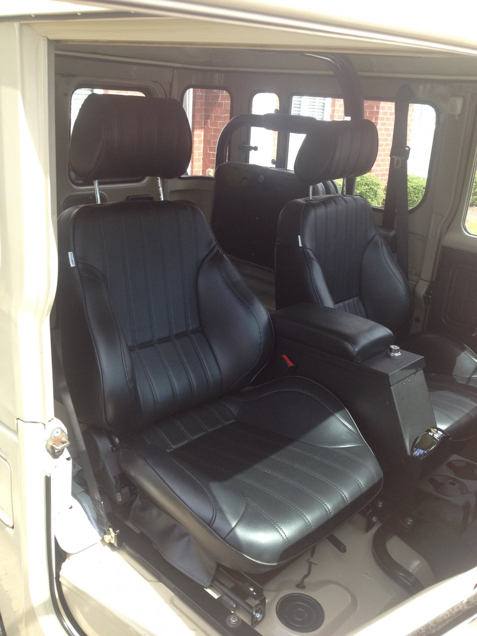 Tampa Truck Center >> Narrow good looking center console idea please not Smitty or Tuffy. | IH8MUD Forum