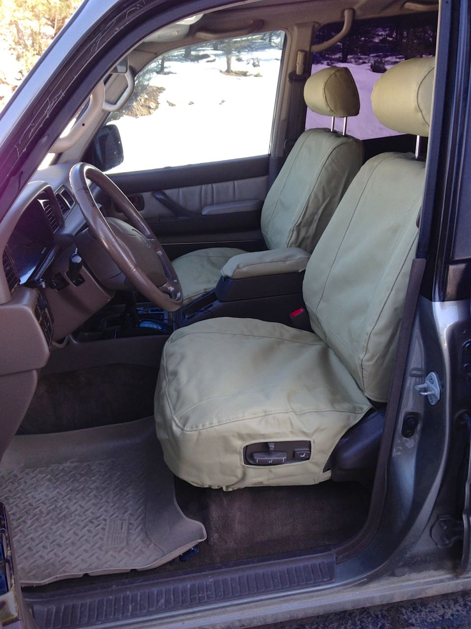 Swell Sor Tuff Duck Seat Covers Color Ih8Mud Forum Dailytribune Chair Design For Home Dailytribuneorg