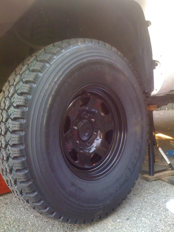Cooper Tires Review >> Cooper Discoverer STT in a 255/85-16? | IH8MUD Forum