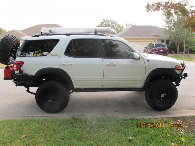 For sale sas expedition built 2001 toyota limited sequoia 4x4 loaded ih8mud forum