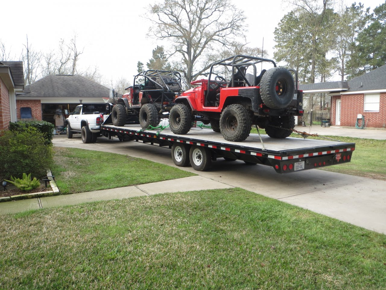 Jeeps For Sale Houston >> For Sale - 32' PJ Gooseneck, 2 yrs. old, Houston, TX | IH8MUD Forum
