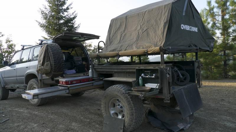 American Expedition Vehicles >> For Sale - Expedition-Ready M416 Trailer - NorCal | IH8MUD ...