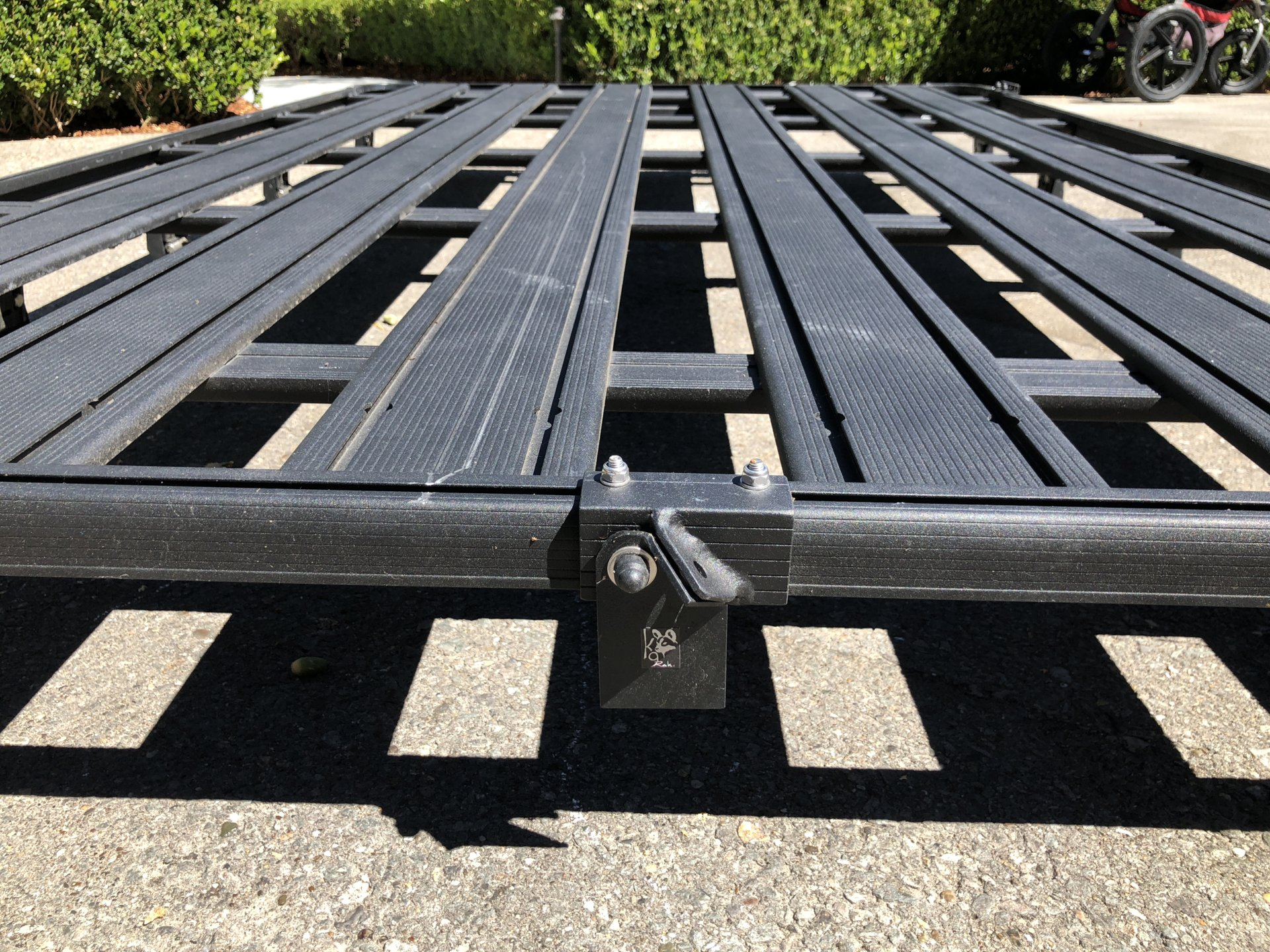 For Sale Eezi Awn K9 Roof Rack 2 2m Length 60 62 80