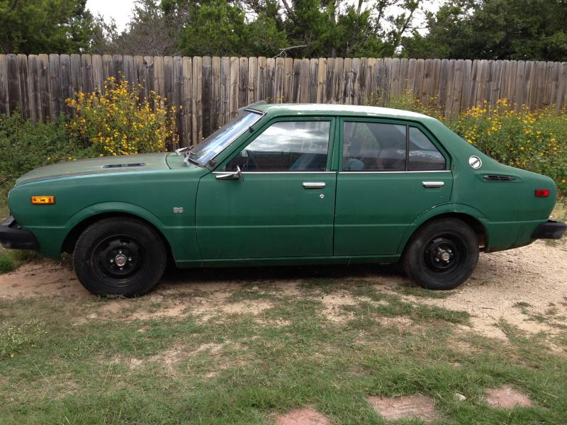 For Sale - 1976 Toyota Corolla DLX-Austin, TX | IH8MUD Forum