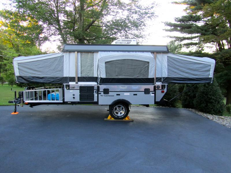 For Sale - 2008 Fleetwood Evolution E3 Pop-Up Camper ...