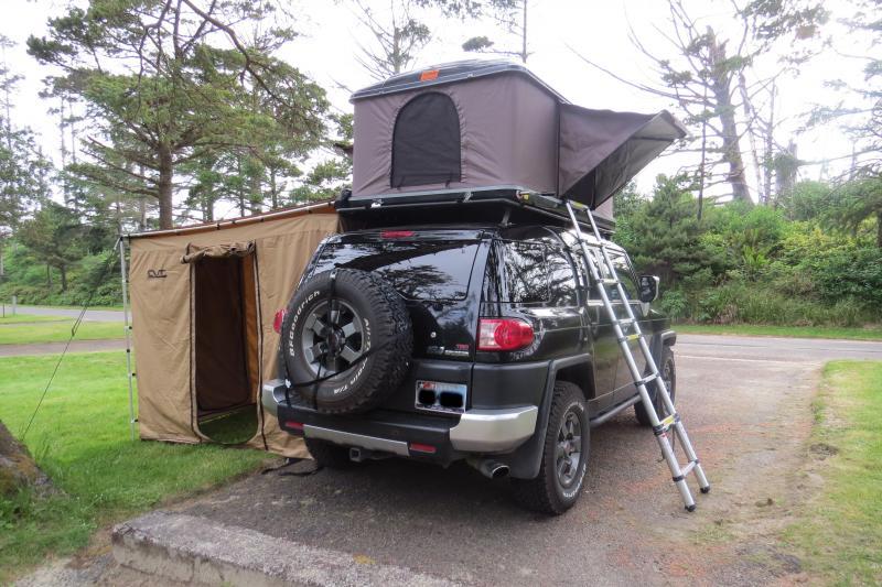 For Sale Cvt Roof Top Tent Mt St Helens Model Ih8mud Forum