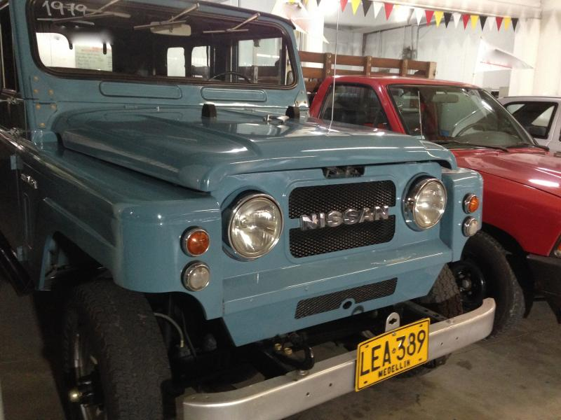 Toyota Of South Florida >> 1979 Nissan Patrol LG60 in Colombia | IH8MUD Forum