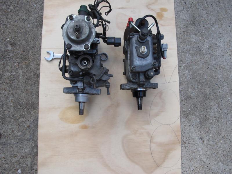 1KZ-T   No longer TE (Mitsu 4m40 pump swap) | IH8MUD Forum