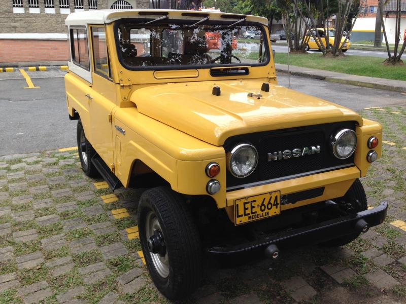 For Sale 1981 Nissan Patrol Lg 61 For Sale 29 900