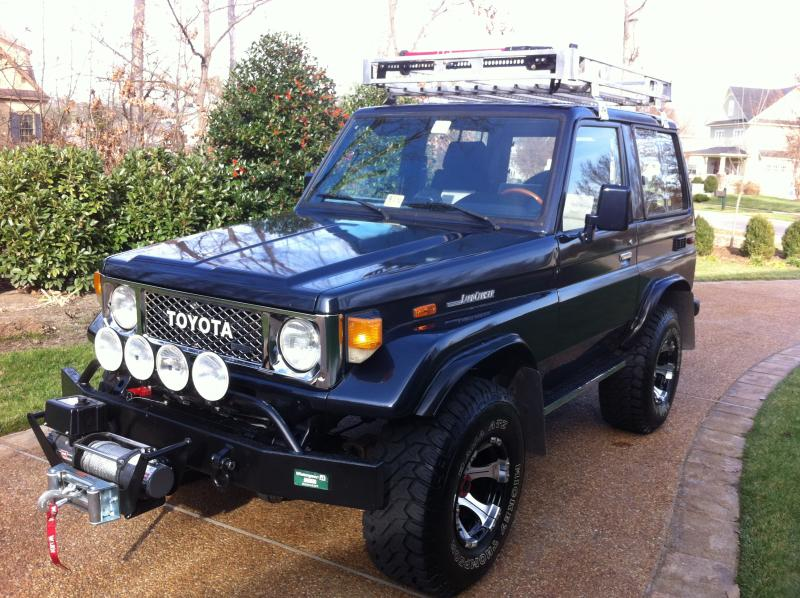 Toyota Fj40 For Sale >> For Sale - 1985 BJ70 Landcruiser For Sale | IH8MUD Forum