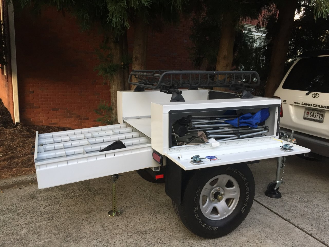 For Sale - GA - Overland Expedition Trailer | IH8MUD Forum