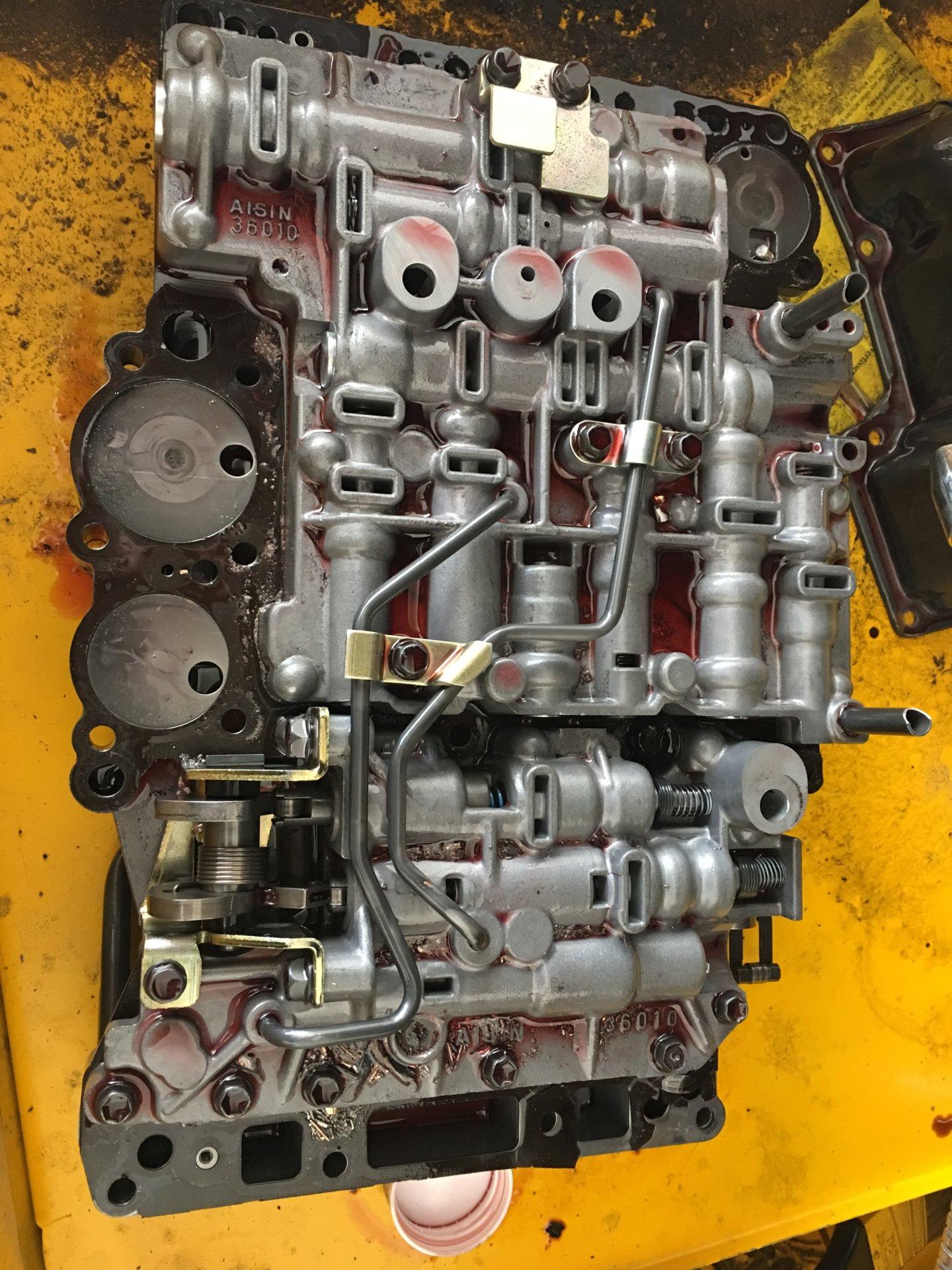 REBUILD A442F HYDRO HDJ81 | IH8MUD Forum