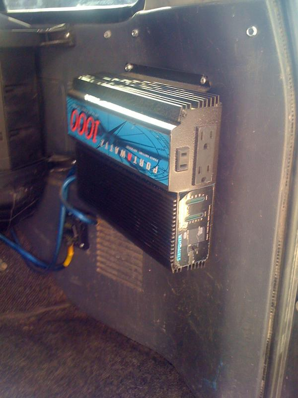 Canman U0026 39 S Dual Battery And Inverter Install