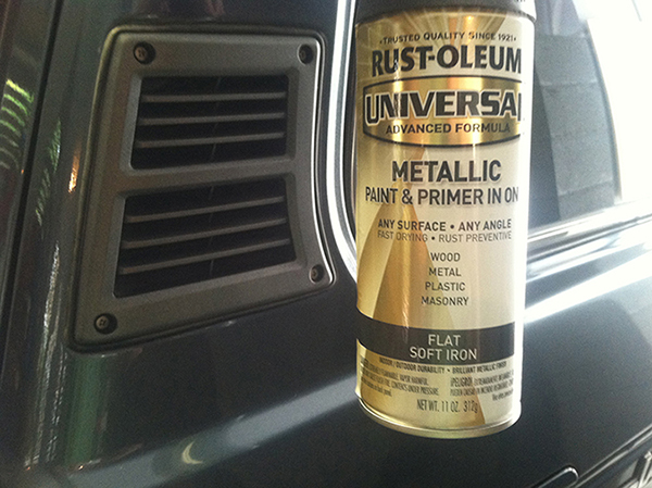 Exterior Plastic Metallic Grey Paint Ih8mud Forum