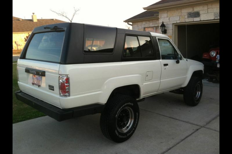 Atlanta Truck Center >> For Sale - AWESOME 1st Gen 4Runner 1987. Must See ...