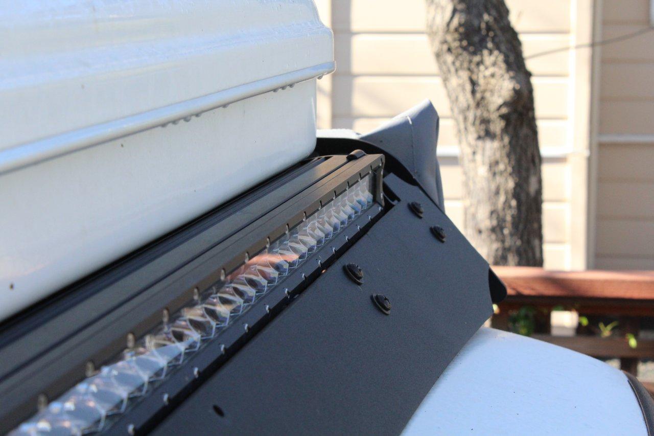 PrInSu Design Studio - 80 series roof rack | Page 15 | IH8MUD Forum
