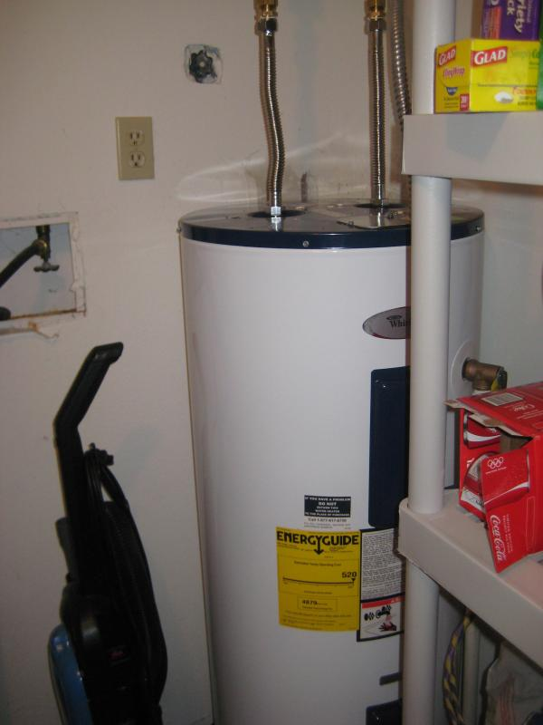 Water Heater Leaking From Bottom Ih8mud Forum