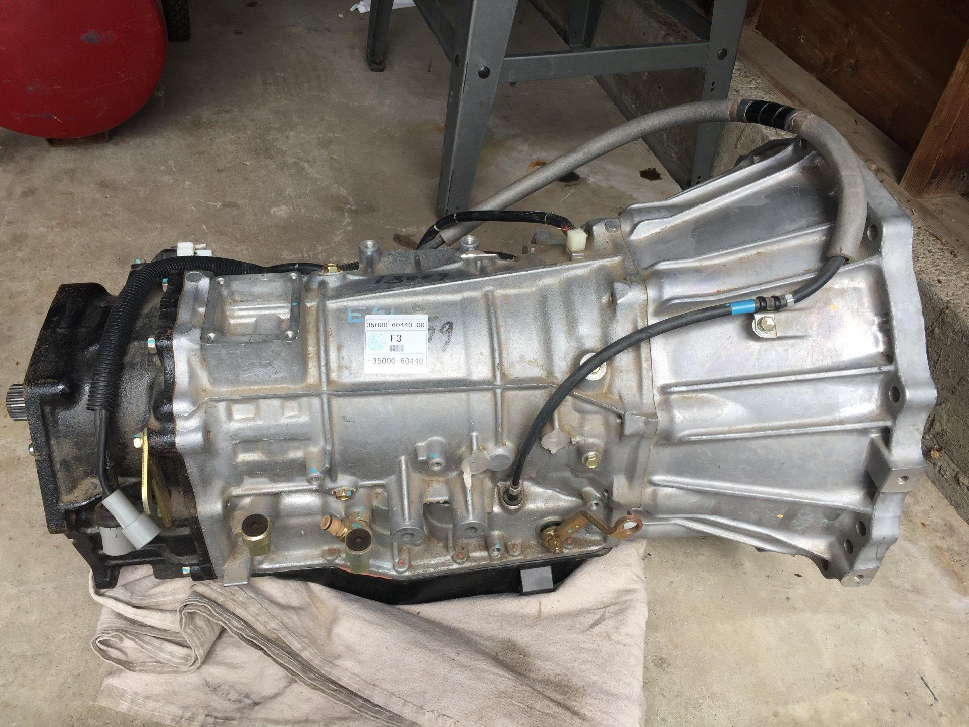 For Sale NOS A442F Transmission