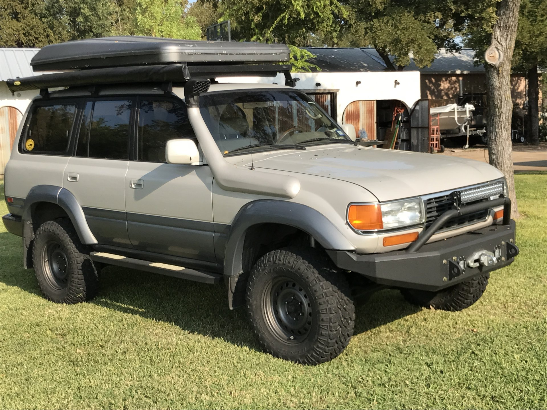 FJZ80 LS swap | IH8MUD Forum