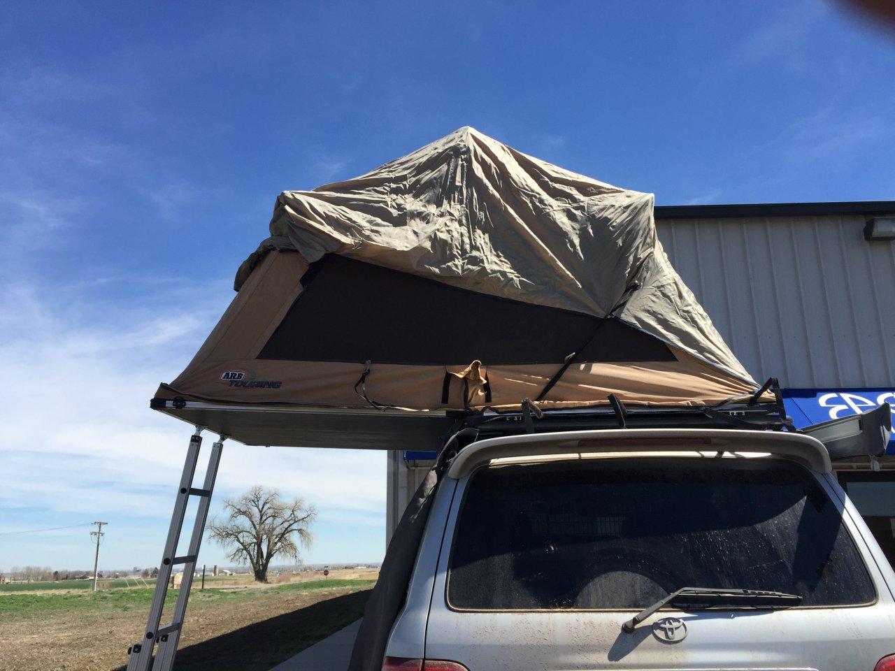 for sale arb kakadu roof top tent for sale colorado. Black Bedroom Furniture Sets. Home Design Ideas