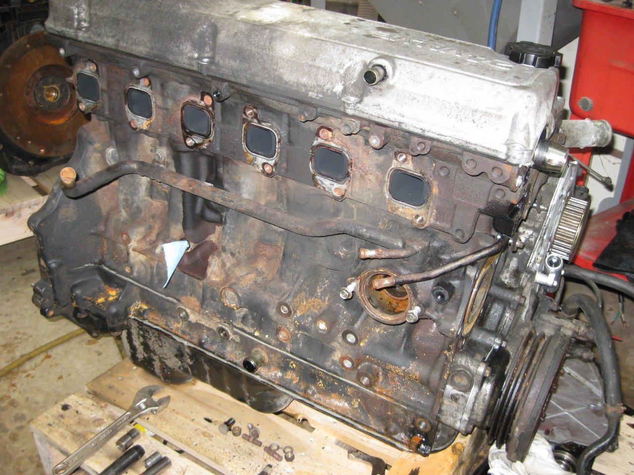 Euro 1hd Ft Turbo Diesel H151f 5 Speed Manual Lhd 96 Usa