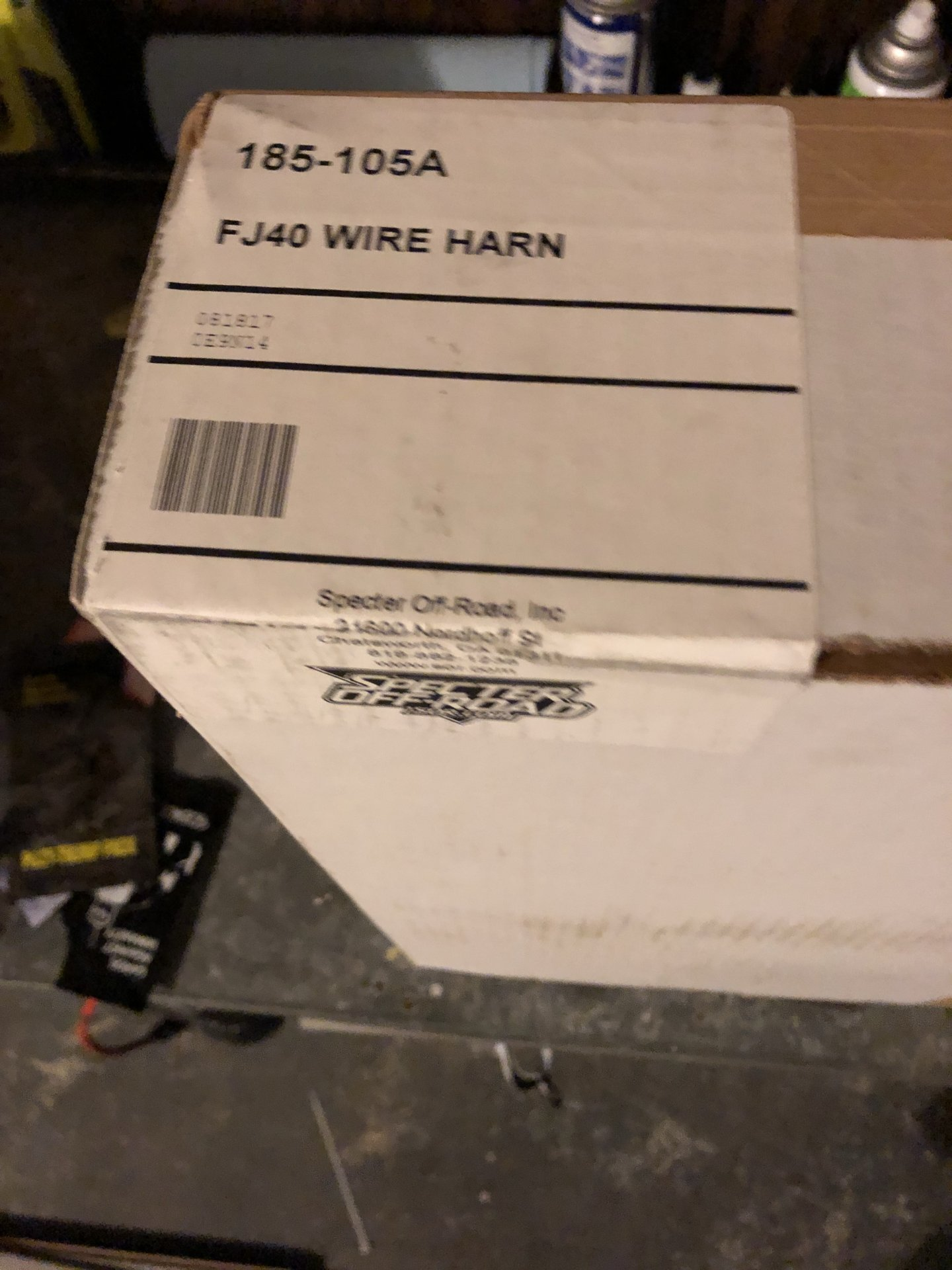 For Sale New Specter Off Road Toyota Fj40 Wire Harness Ih8mud Forum Wiring Img 1558