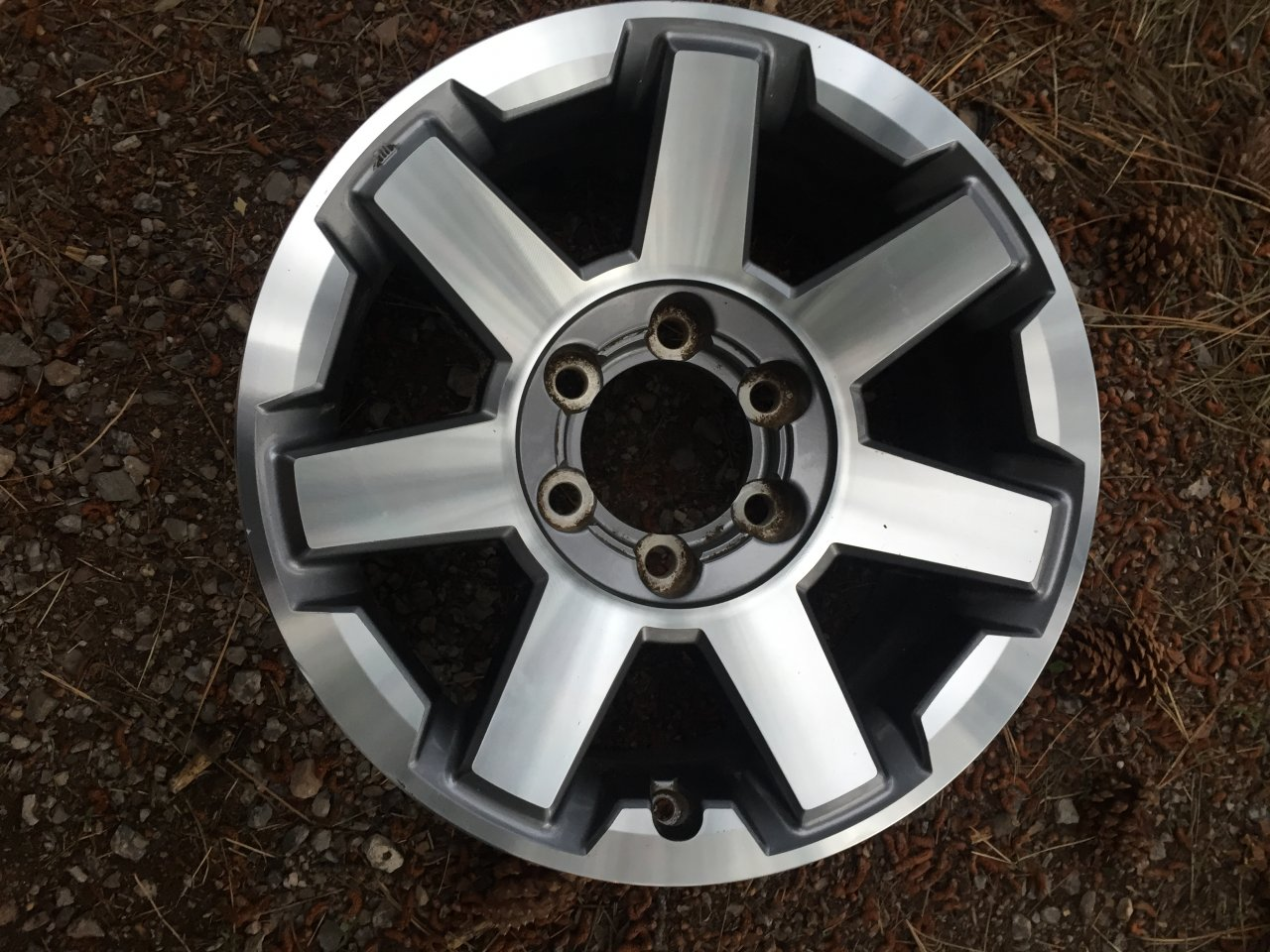 Toyota Tire Sale >> For Sale - 2015 Toyota 4Runner Trail Edition Wheels 17x7.5 ...