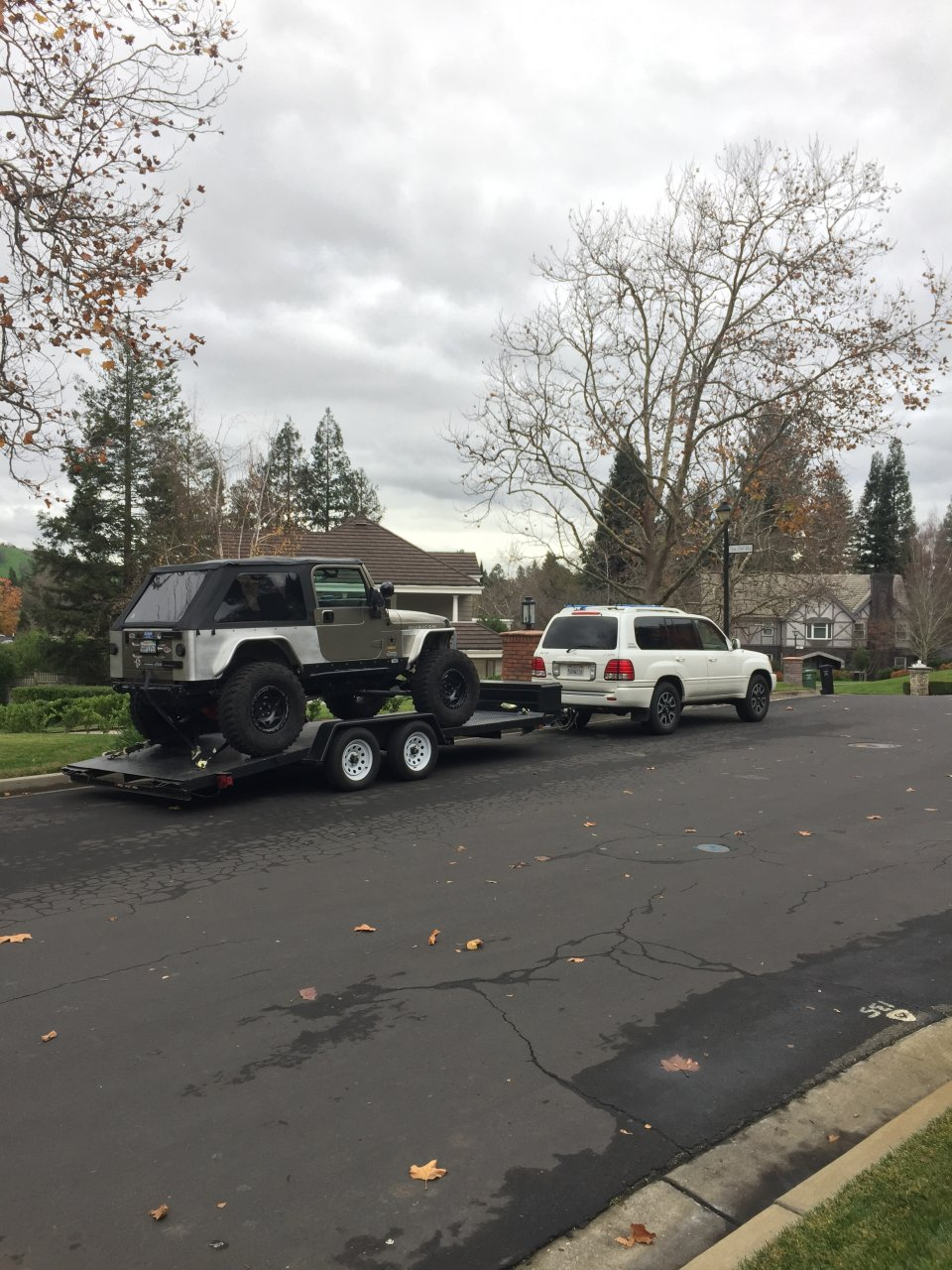 false rumors of the 100 series as a bad tow vehicle | IH8MUD Forum