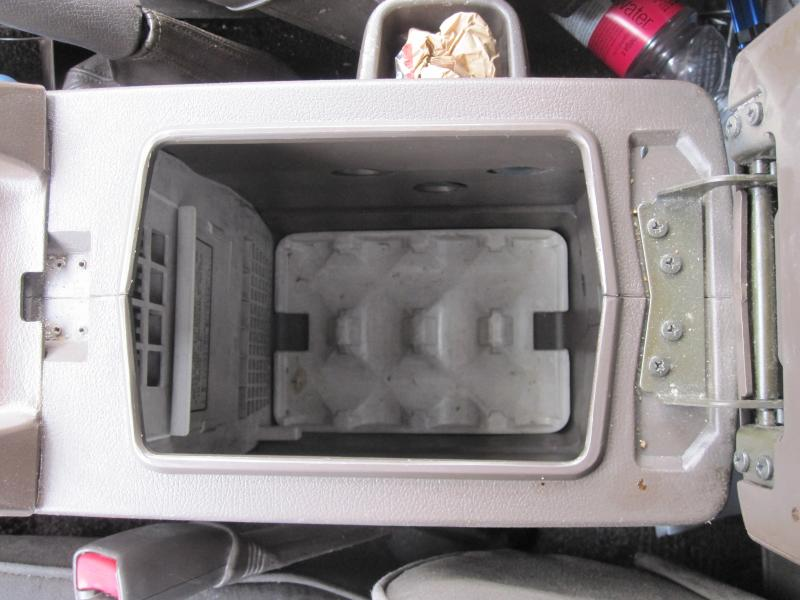 For Sale 81 Series Center Fridge Console IH8MUD Forum