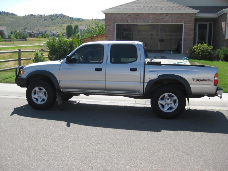 for sale 2004 toyota tacoma doublecab trd ih8mud forum. Black Bedroom Furniture Sets. Home Design Ideas