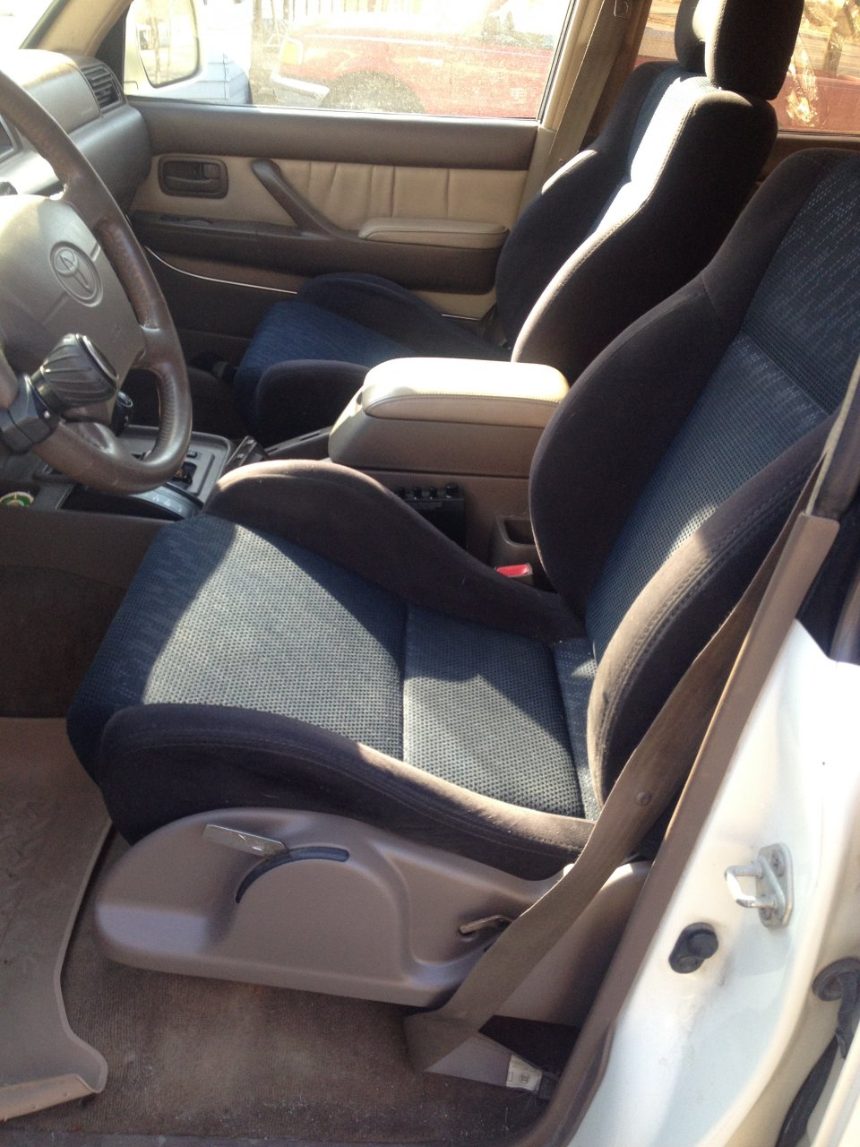 4Runner Seat Covers >> Replacement Seat Options and Mounting Ideas for 80-Series ...