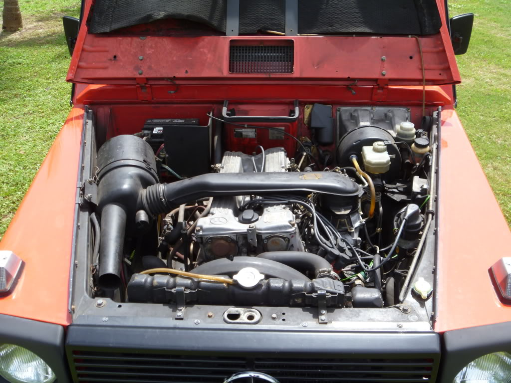 Toyota Tundra Diesel >> For Sale - 1985 Mercedes 280GE 4 door G Wagon, Baltimore