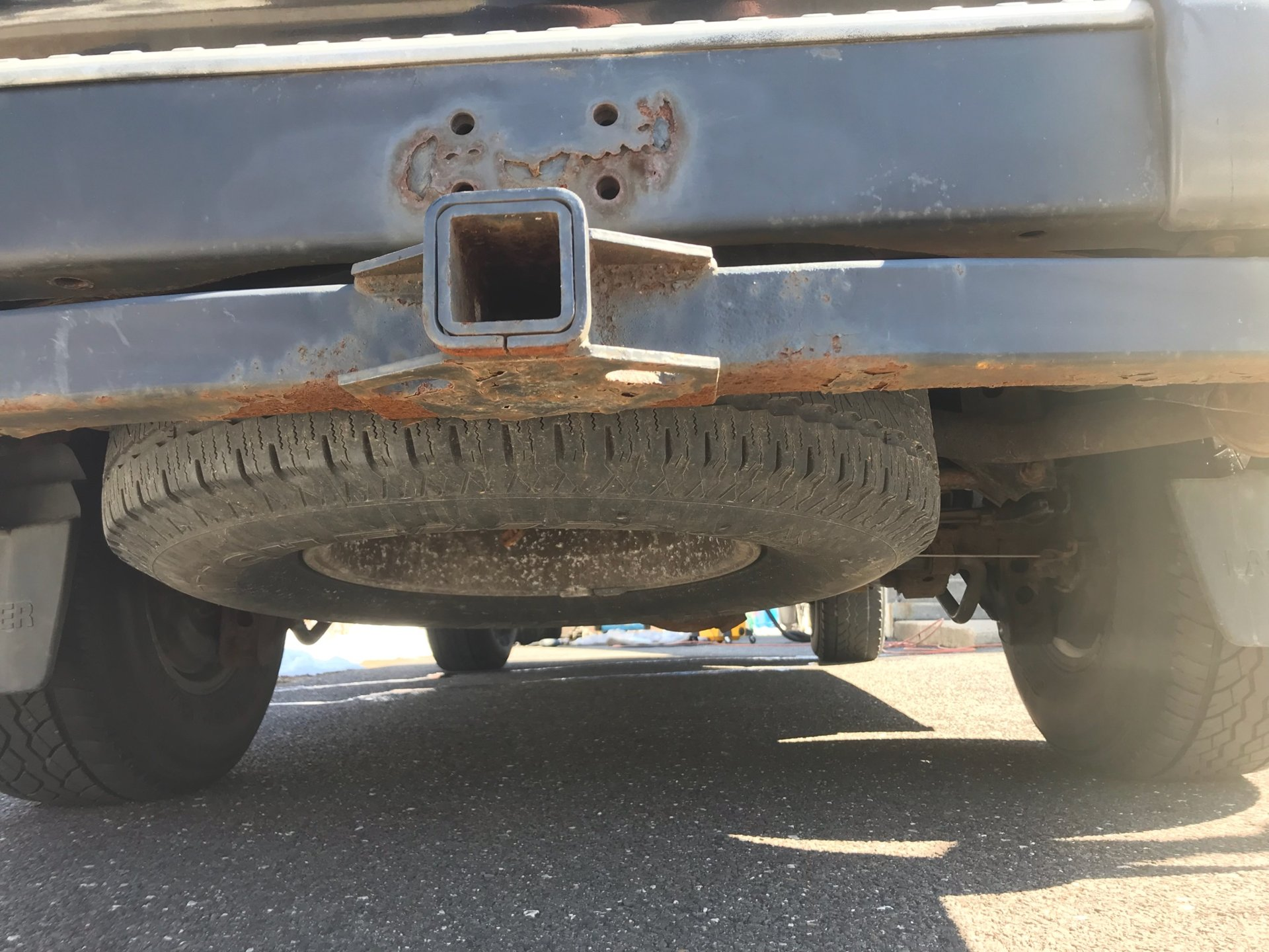 Toyota Lebanon Pa >> $4400, locked, 197k PA rust. Worth it? | IH8MUD Forum