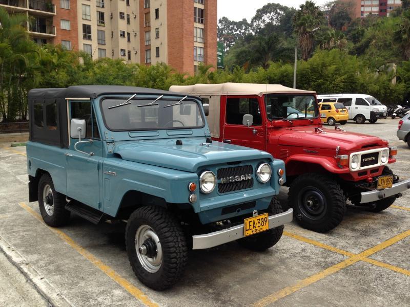 Toyota Lebanon Pa >> Fun comparison of 79 Nissan Patrol and 81 FJ43 | IH8MUD Forum