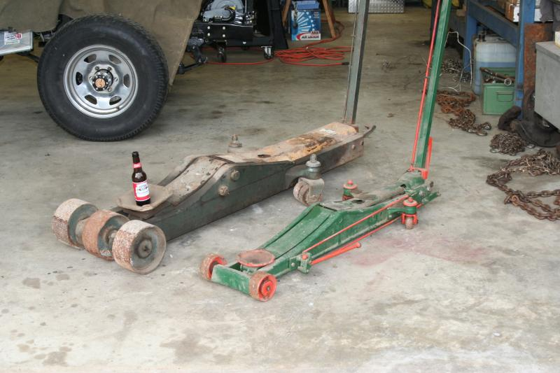 Big Old Floor Jacks Ih8mud Forum