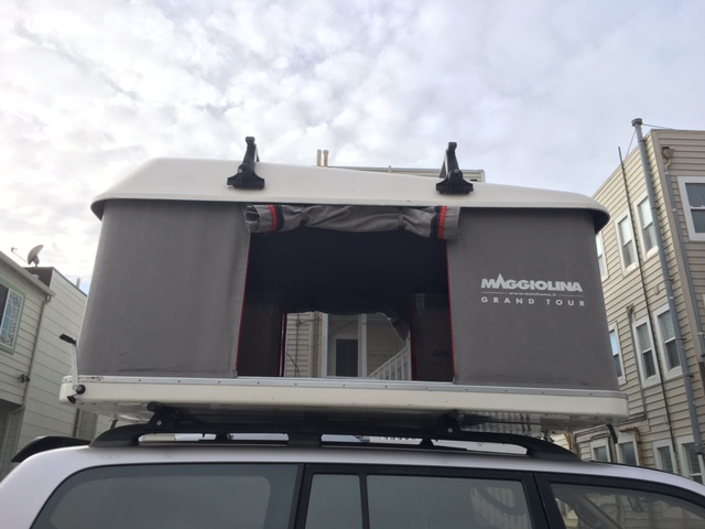 IMG_1919. & For Sale - Maggiolina Grand Tour Medium Roof Top Tent SF CA ...