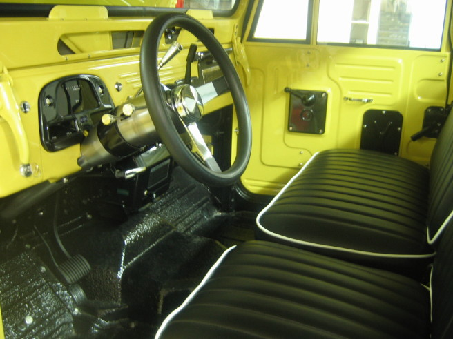 1965 FJ45 SB The light at the end of the ...... | IH8MUD Forum