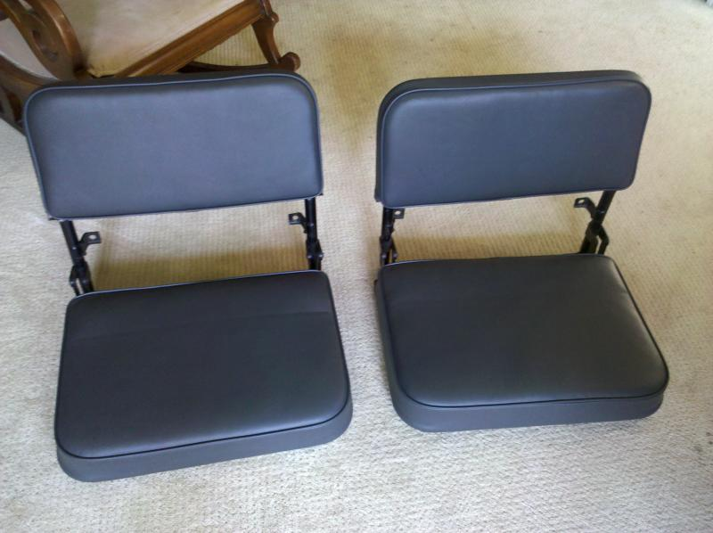 Trade Ga Fj40 Jump Seats W New Covers Ih8mud Forum
