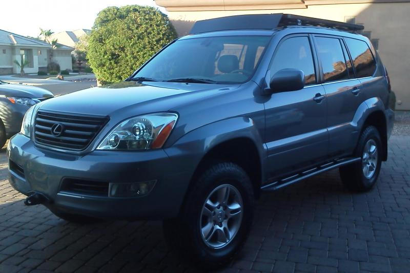 For Sale 2004 Lexus Gx470 With Kdss Icon Lift Winch