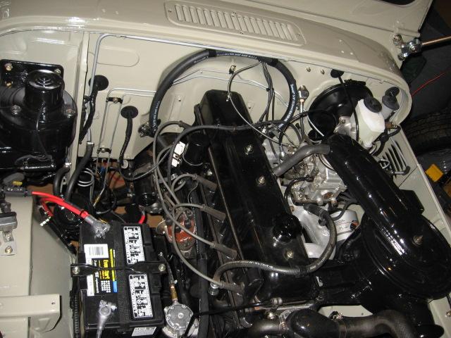 Backfiring through carb in F engine  | IH8MUD Forum