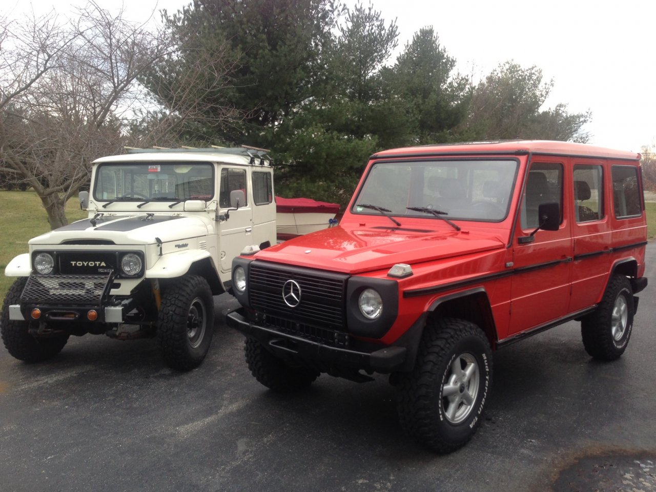Tire Sale Canada >> For Sale - 1985 Mercedes 280GE 4 door G Wagon, Baltimore, MD | IH8MUD Forum