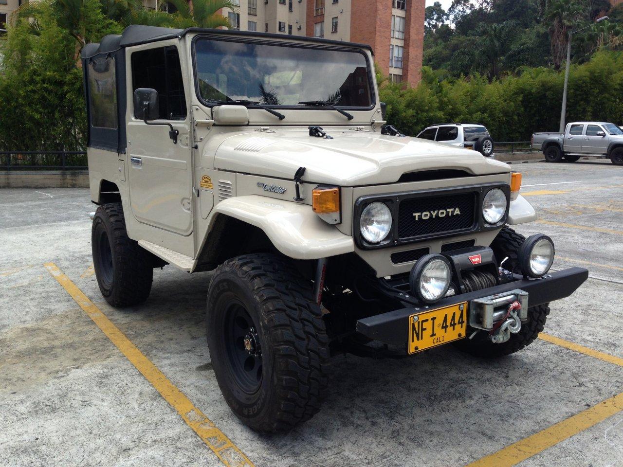 For Sale - 1982 Lifted FJ40 Pacho | IH8MUD Forum