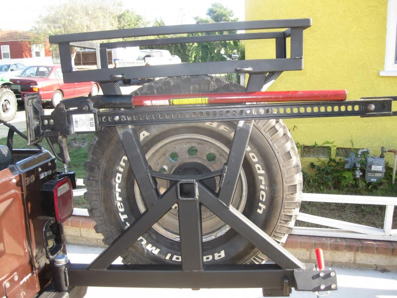 Jeep Cherokee Forum >> jeep swing out tire carrier | IH8MUD Forum