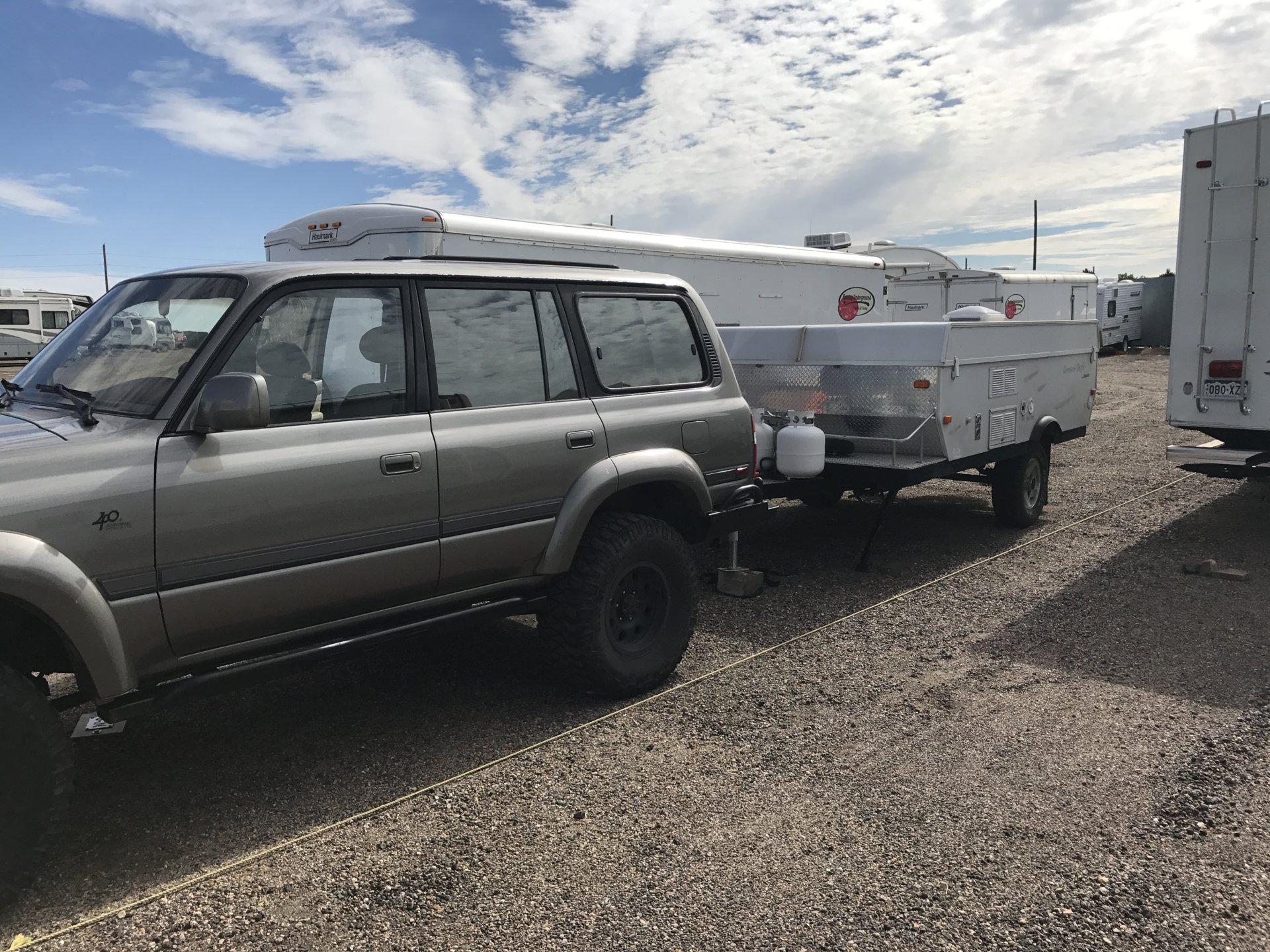 For Sale - Jayco Baja Off Road Pop up Camper | IH8MUD Forum