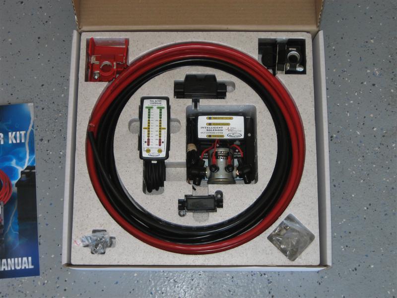 National Luna Dual Battery install | IH8MUD Forum on