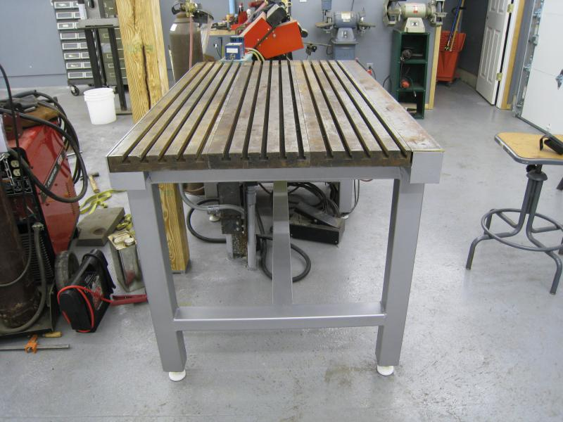Ideas For An Inexpensive Welding Bench IH8MUD Forum