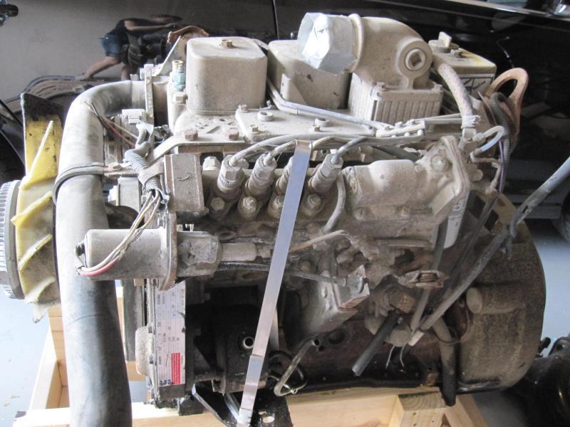 Cummins Diesel Engines >> Cummins 4bt into my FJ60 | Page 4 | IH8MUD Forum